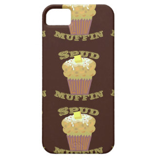 Spud Muffin Pattern iPhone 5 Case