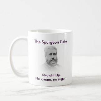 Spurgeon Cafe Mug