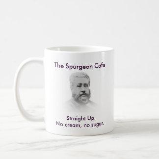 Spurgeon Cafe Mug