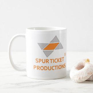 Spurticket Productions Mug