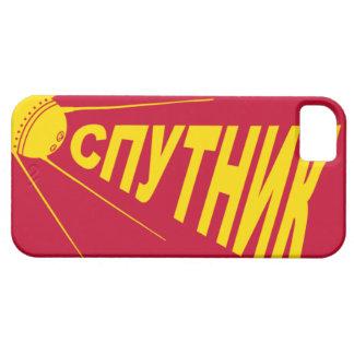 Sputnik: Soviet's Fast Blast in Space iPhone5 Case