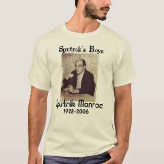 Sputnik's Boys, T-Shirt