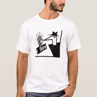 Spy with Bomb T-Shirt