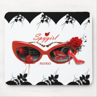 spygirl mouse pad
