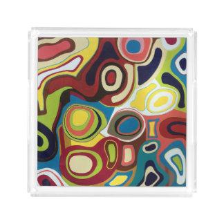 Spyglass Acrylic Tray