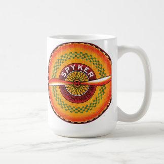 Spyker Cars Coffee Mug
