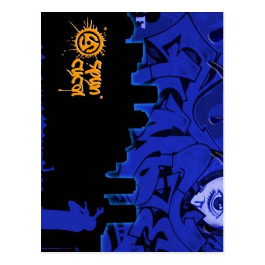 Spyn Cycal Post Card - Customized - Customized