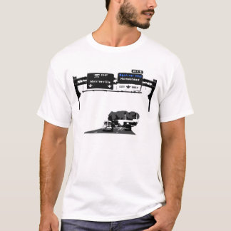 Sq Hill Highway Icon T-Shirt