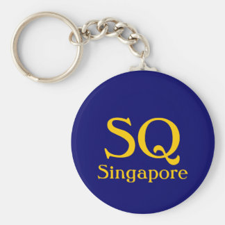 SQ, Singapore Keychain