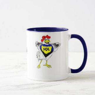 SQLChicken Mug