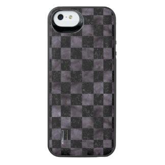 SQR1 BK-MRBL BK-WCLR iPhone SE/5/5s BATTERY CASE
