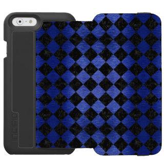 SQR2 BK-MRBL BL-BRSH INCIPIO WATSON™ iPhone 6 WALLET CASE