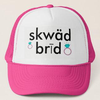 Squad Bride Trucker Hat