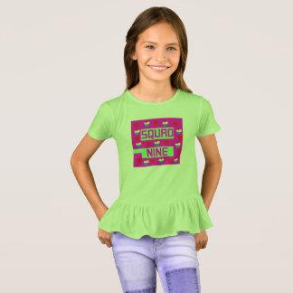Squad Nine Girly Girl T-Shirt