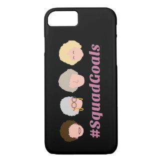 SquadGoals Case-Mate iPhone Case