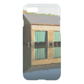 Squam River Boathouse iPhone 7 Case