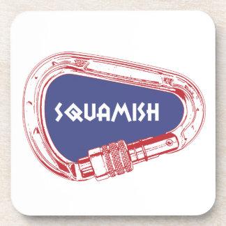 Squamish Climbing Carabiner Coaster
