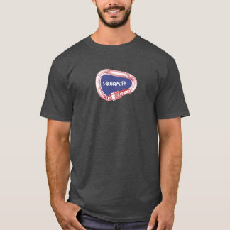 Squamish Climbing Carabiner T-Shirt