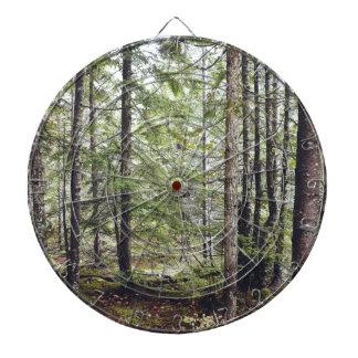 Squamish Forest Floor Dartboard