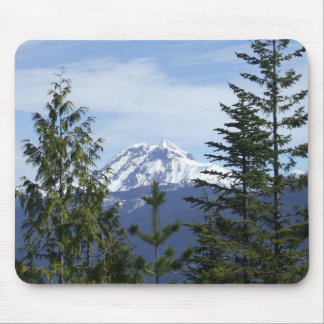 Squamish Mountain, North Vancouver Mouse Pad