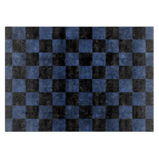 SQUARE1 BLACK MARBLE & BLUE STONE CUTTING BOARD