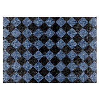SQUARE2 BLACK MARBLE & BLUE DENIM BOARDS