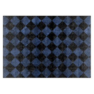 SQUARE2 BLACK MARBLE & BLUE STONE CUTTING BOARD