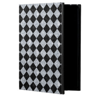 SQUARE2 BLACK MARBLE & GRAY MARBLE POWIS iPad AIR 2 CASE