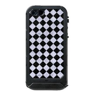 SQUARE2 BLACK MARBLE & WHITE MARBLE INCIPIO ATLAS ID™ iPhone 5 CASE
