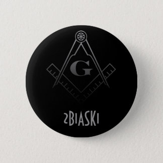 Square and Compass Button