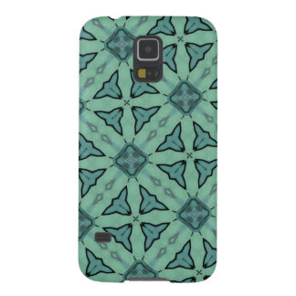 square and triangle like  Abstract PAttern Galaxy S5 Covers
