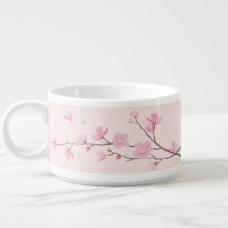 Square- Cherry Blossom - Pink Bowl