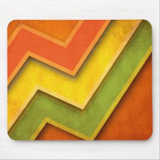 square color mouse pad