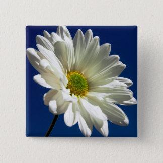 Square Daisy Button