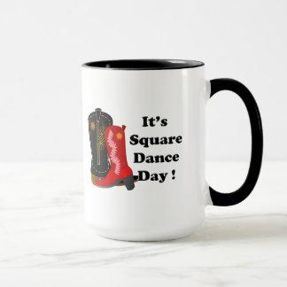 Square Dance Day Mug
