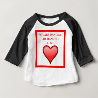 square dancing baby T-Shirt