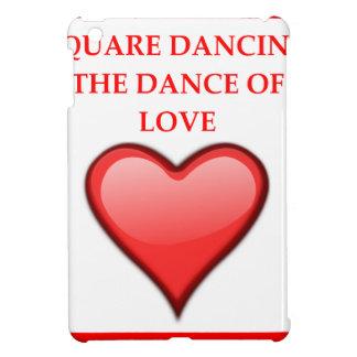 square dancing iPad mini case