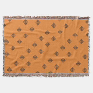 Square Dots Throw