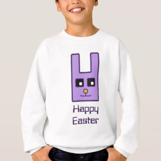 Square Easter Bunny Sweatshirt (Child)