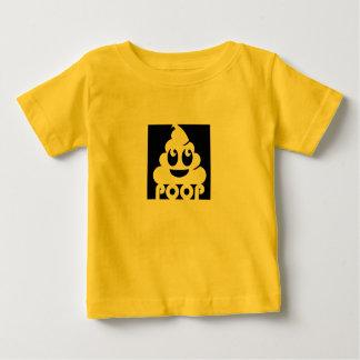 Square Emoji Poop Baby T-Shirt