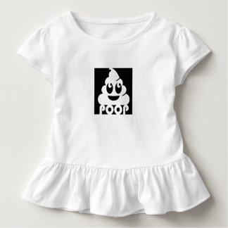 Square Emoji Poop Toddler T-shirt
