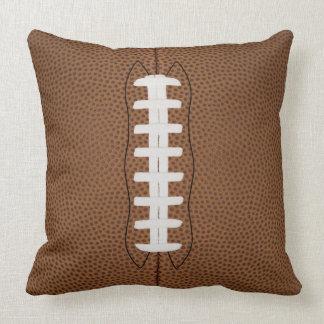 square football pillow