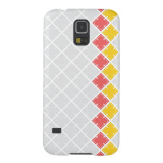 Square Geometric Pattern Samsung Galaxy Case