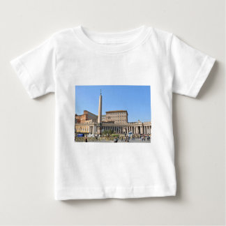 Square in Rome, Italy Baby T-Shirt