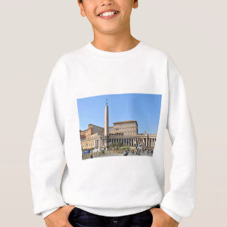 Square in Rome, Italy Sweatshirt