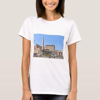 Square in Rome, Italy T-Shirt