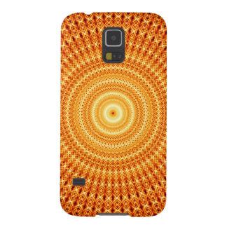 Square Infinity Mandala Galaxy S5 Cases