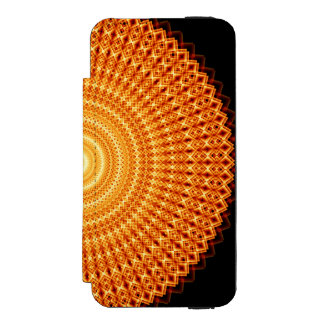 Square Infinity Mandala Incipio Watson™ iPhone 5 Wallet Case