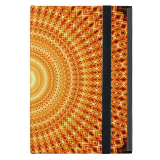 Square Infinity Mandala iPad Mini Covers