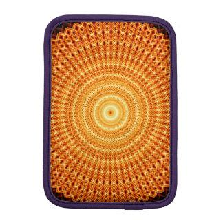 Square Infinity Mandala iPad Mini Sleeve